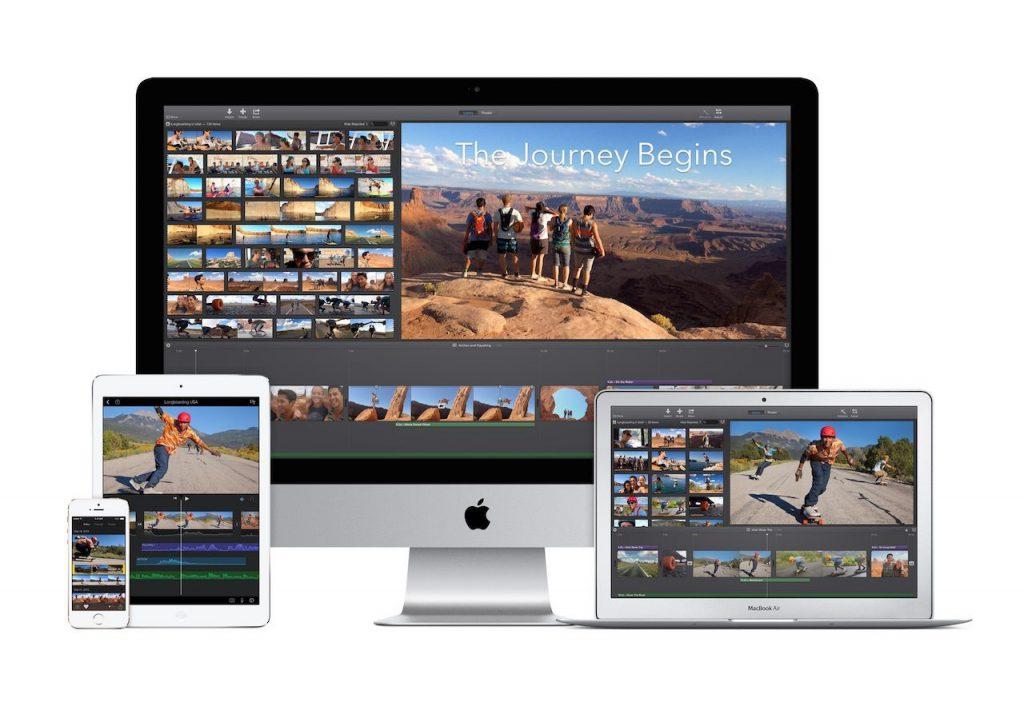Aula de conteúdo multimídia na Apple em Brasília